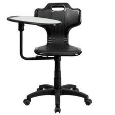 Plastic Adjustable Height Tablet Arm Desk