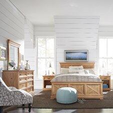 Burbury Country Lodge Panel Customizable Bedroom Set by Loon Peak