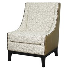 Harrison Wingback Chair by New Pacific Direct