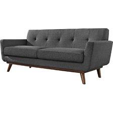 Calderone Tufted Upholstered Sofa