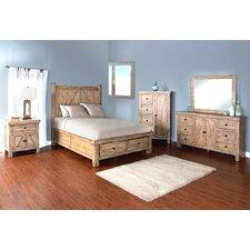 Herman Panel Customizable Bedroom Set by Loon Peak