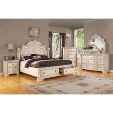 Esplanade 5 Drawer Standard Chest by Astoria Grand