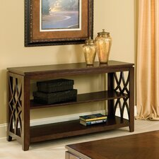 Boulder Creek Console Table by Alcott Hill