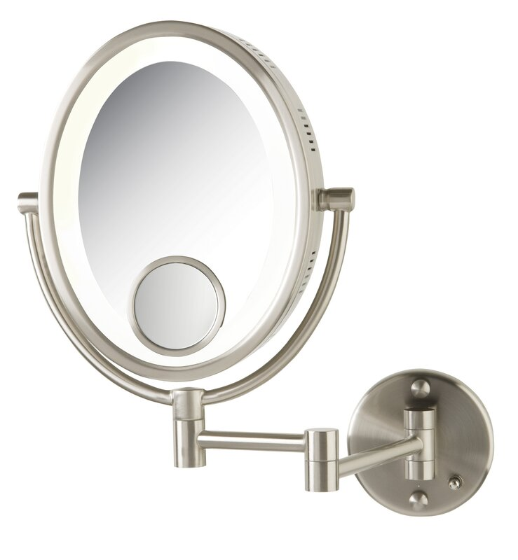 . Mirrors with Lights You ll Love   Wayfair