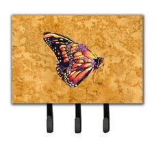 Butterfly Key Holder by Caroline's Treasures