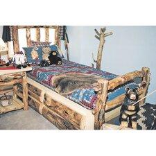 Aspen Heirloom 2 Drawer Under Dresser by Mountain Woods Furniture