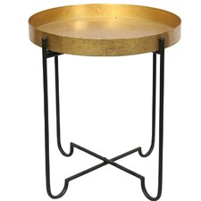 Metal Folding Tray Table by Sagebrook Home