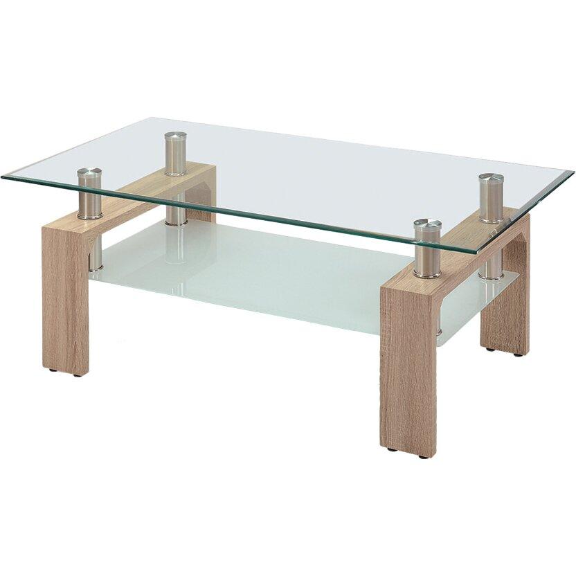 Wayfair Glass Coffee Table Uk: Homestead Living Jenson Coffee Table With Storage