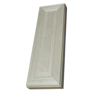 Andrew Series 11 x 34 Surface Mount Medicine Cabinet WG Wood Products