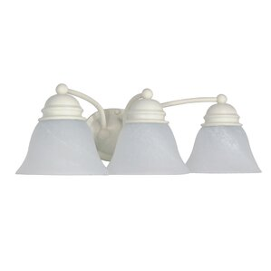 Poneto 3 Light Vanity Light