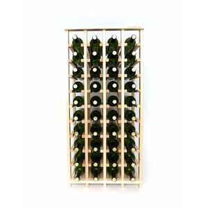 Premium Cellar Series 40 Bottle Floor Wine Rack Wineracks.com