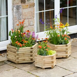Marford 3 Piece Planter Set