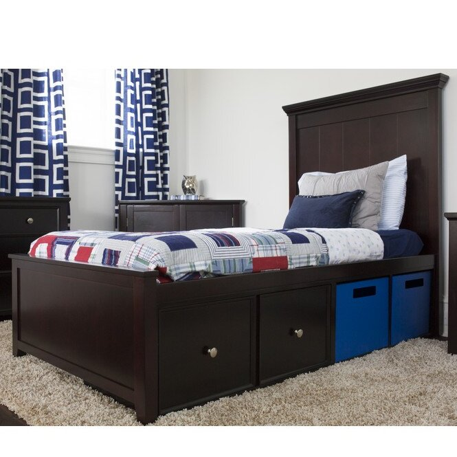 default_name - Twin Bed Frame With Storage