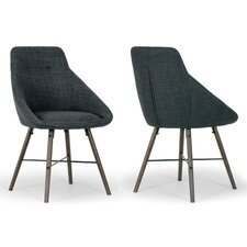Alayna Arm Chair (Set of 2) by Glamour Home Decor