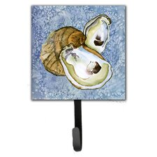 Oyster Leash Holder and Wall Hook by Caroline's Treasures