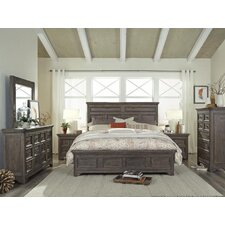 Shelter Cove Panel Customizable Bedroom Set by Magnussen Furniture