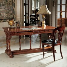 Chateau Chambord Large Console Table by Design Toscano