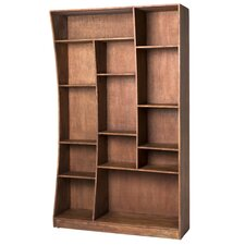 Zerbe Right Cube 75 Standard Bookcase by World Menagerie