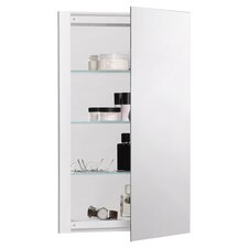 """R3 Series 20"""" x 26"""" Recessed or Surface Mount Medicine Cabinet"""