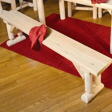Cedar Dining Bench
