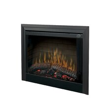 """39"""" Wall Mount Electric Fireplace Insert"""
