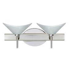 Hoppi 2-Light Vanity Light