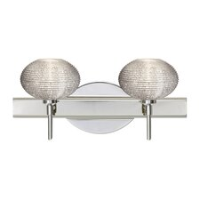 Lasso 2-Light Vanity Light