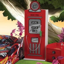 Kleiderschrank Formula Petrol Pump
