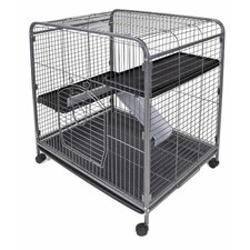 Home Sweet Home 3-Level Small Animal Cage