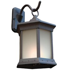 2-Light Outdoor Wall Lantern (Set of 2)