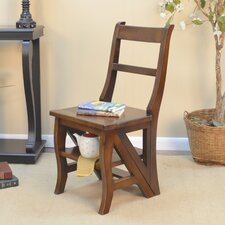 Franklin Library Ladder Side Chair by Carolina Cottage