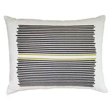 Louis Stripe Linen Lumbar Pillow by Balanced Design