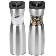 Gravity 2-Piece Salt and Pepper Set