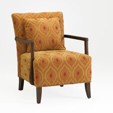 Muriel Chenille Armchair by World Menagerie