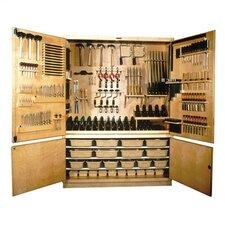 "84"" H x 60"" W x 22"" D Complete Storage System"