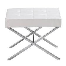 Ikon Mercer One Seat Bench by Sunpan Modern