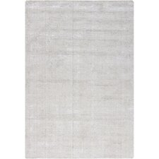 INT White Area Rug