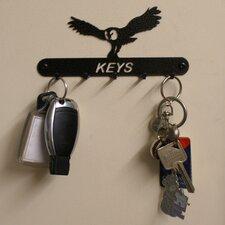Owl 15cm Key Holder