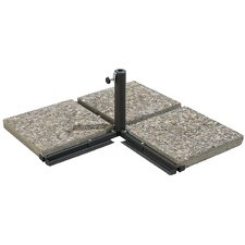 Metal Free Standing Base Umbrella Base