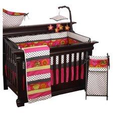Tula 9 Piece Crib Bedding Set by Cotton Tale