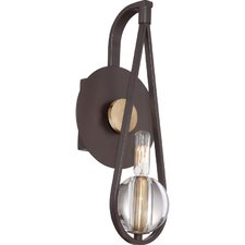 Uptown Seaport 1-Light Wall Sconce