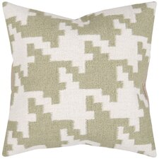 Timothy Houndstooth Throw Pillow