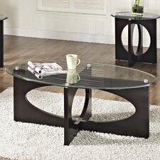 Dania Coffee Table with End Tables