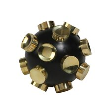 Orb Object with Knobs Figurine