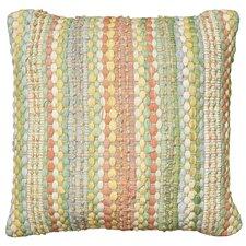 Braided Altair Decorative Cotton Throw Pillow