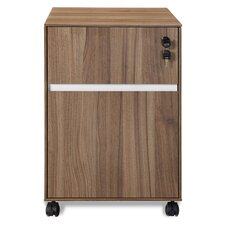 Manhattan Collection Mobile File Cabinet