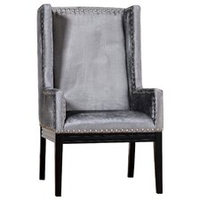 Tribeca Wing back Chair by TOV Furniture