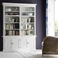 Halifax 87 Oversized Set Bookcase by Infinita Corporation