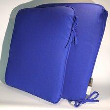 ComfortCare Outdoor Sunbrella Barstool Cushion (Set of 2) by Infinita Corporation