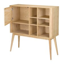 Retro Book Rack 47 Cube Unit Bookcase by Sterling Industries
